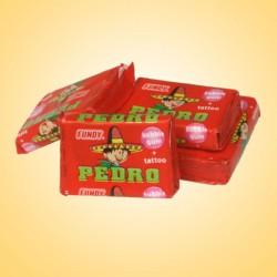 Pedro - Tradiční žvýkačky s tetováním