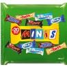 085 - MINIS-Snickers,Mars,Twix,Bounty,Milky way 400g